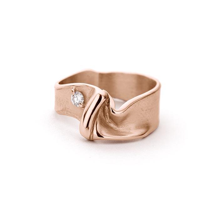 N ° 139 set gouden ring