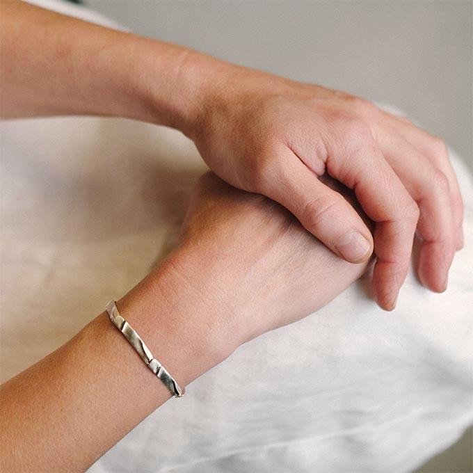 N° 73 Gold Link Bracelet
