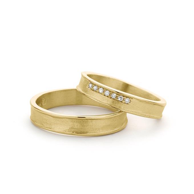 N° 21_7 gold wedding rings