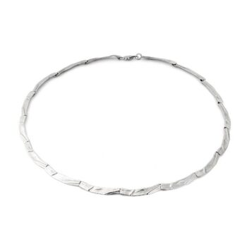 N° 73 Silver necklace