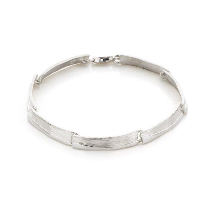 Silver bracelet N° 144