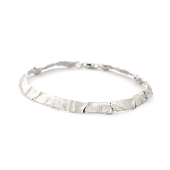 Zilveren armband N° 48