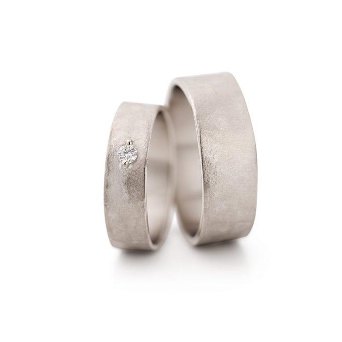 White gold wedding rings N° 6_1