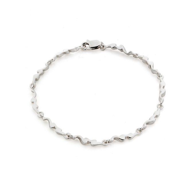 Silver bracelet N° 82
