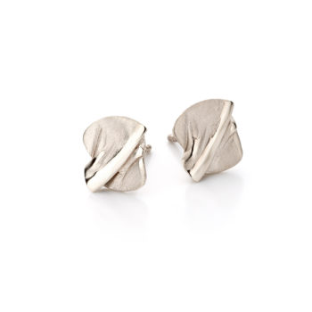 Earring White Gold N° 038
