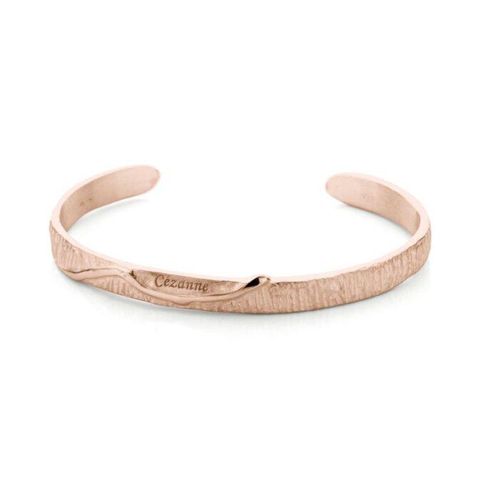 Rose gouden armband met gravering