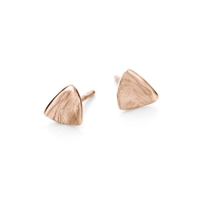 Rose gouden oorbellen