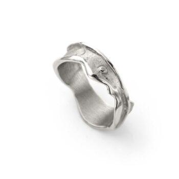 N° 123 Zilveren Ring