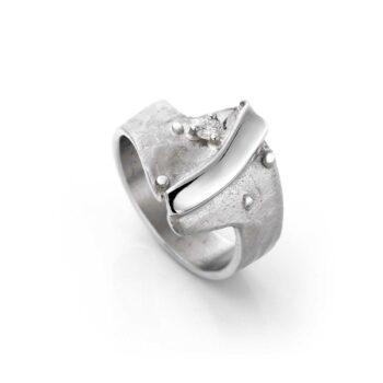 N° 243 Zilveren Ring
