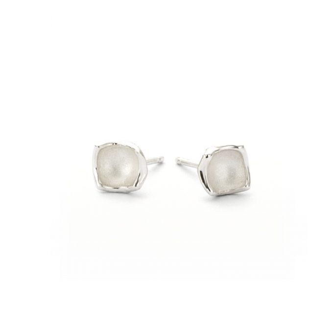 Silver earrings N° 67