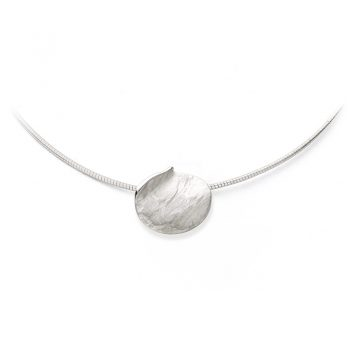 Silver necklace N° 032