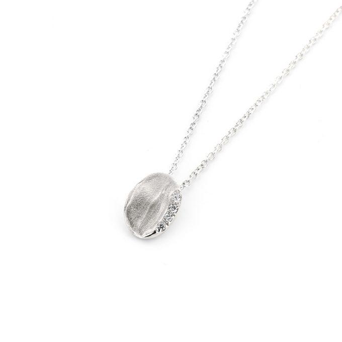 Silver necklace N° 104 B-Set4