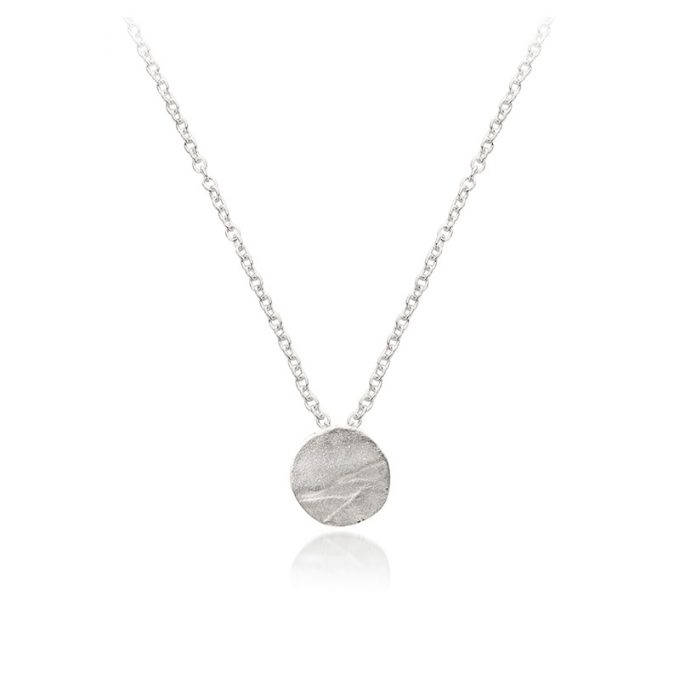 Silver necklace N° 104