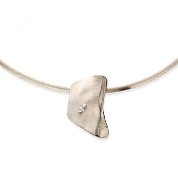 White Gold necklace N° 029