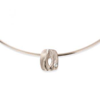 White Gold necklace N° 033