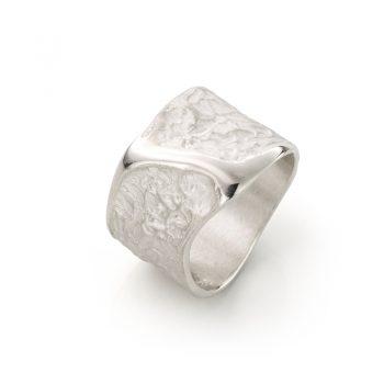 Silver ring N° 159
