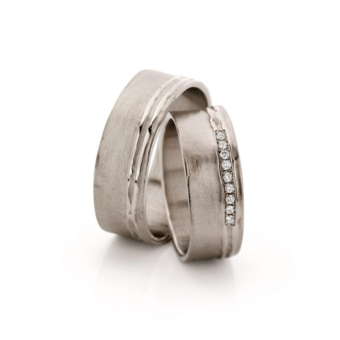 Wedding Rings White Gold N° 18_9 DIAMONDS_web