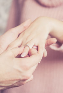 Engagement Foto