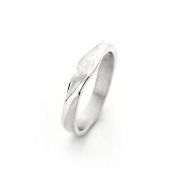 Silver ring N° 023