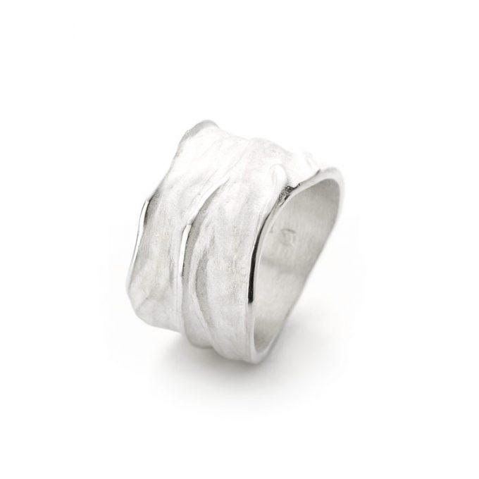 Silver ring N° 017
