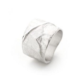 Silver ring N° 019
