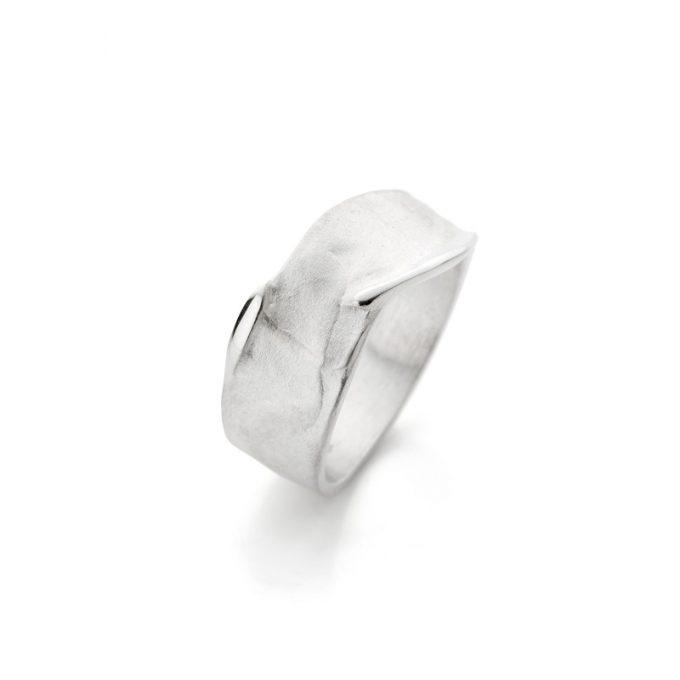 Silver ring N° 020