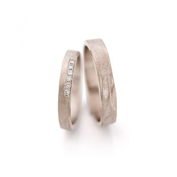 White gold wedding rings N° 1_6
